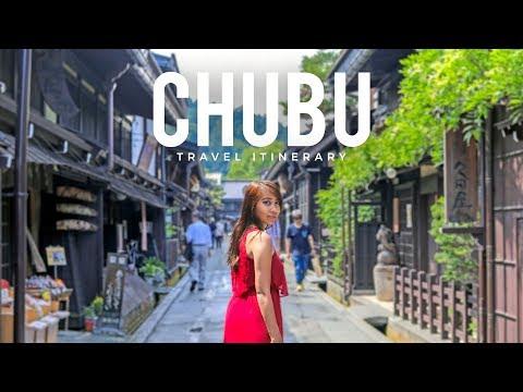 5-Day Itinerary in Central Japan   Chubu: Nagoya, Gujo, Matsumoto and more!