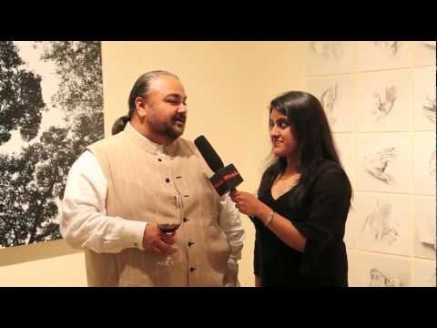 JJ Valaya talks to Amrita Varma on his experiences at the residency