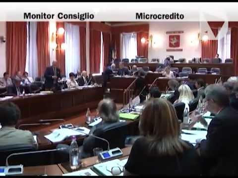 Monitor Consiglio - Microcredito anche per le partite Iva, Servizio civile, Riforma legge elettorale toscana.