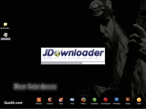 Video 1 de jDownloader:  Tutorial reconexión jDownloader
