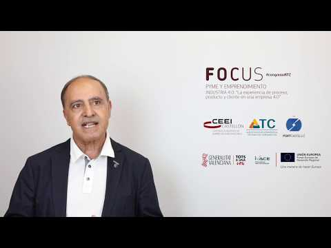 Focus Pyme Industria 4.0. Entrevista a  Juan José Montoro,.ATC.[;;;][;;;]