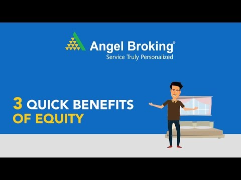3 Quick Benefits of Equity