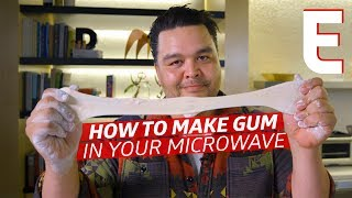 How To Make Gum In Your Microwave — You Can Do This by Eater