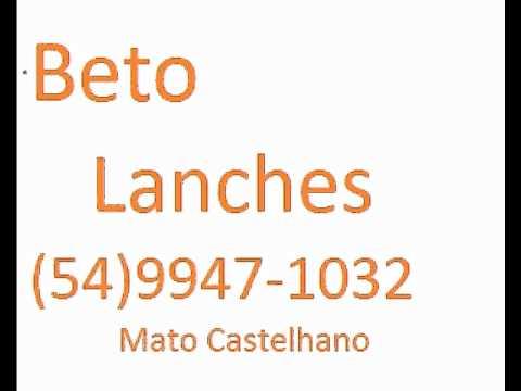 Beto Lanches Mato Castelhano