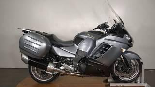 8. 2009 Kawasaki Concours 14