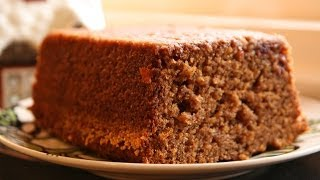 Easy Gingerbread Cake Recipe in Tamil