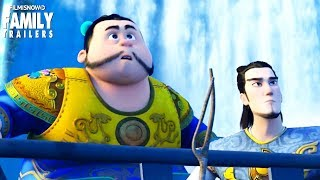 Nonton The Guardian Brothers   Trailer For Animated Movie With Bella Thorne Film Subtitle Indonesia Streaming Movie Download