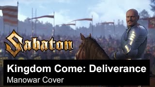 Video SABATON - Kingdom Come: Deliverance (Manowar Cover) MP3, 3GP, MP4, WEBM, AVI, FLV November 2018