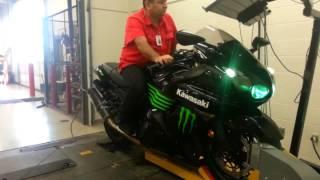 8. 2009 Kawasaki zx-14R: Dyno Runs
