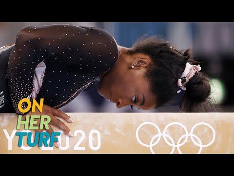 Nastia Liukin recaps women's gymnastics podium training | On Her Turf: Tokyo Olympics | NBC Sports