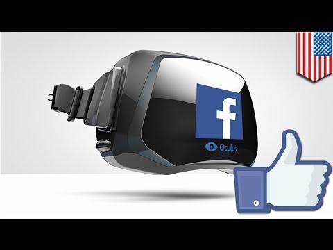 Facebook spends $2 billion on VR startup Oculus, Interwebs react harshly