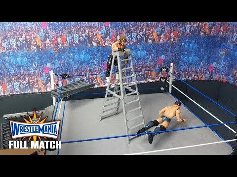 FULL MATCH — Dolph Ziggler vs. The Miz - Intercontinental Title Ladder Match: WrestleMania 33