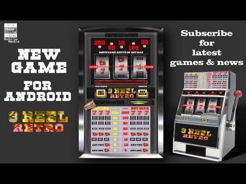 3 Reel Retro slot machine  for Android