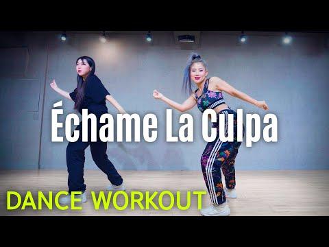[Dance Workout] Échame La Culpa- Luis Fonsi, Demi Lovato   MYLEE Cardio Dance Workout, Dance Fitness