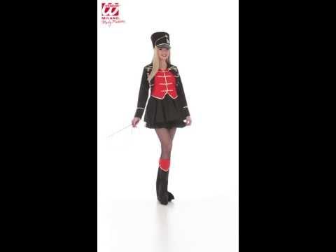 Costume Madame Loyal-v29668