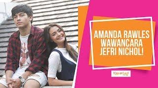 Video Amanda Rawles Bongkar Impian Tergila Jefri Nichol MP3, 3GP, MP4, WEBM, AVI, FLV Juni 2018