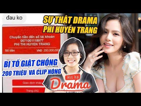 Drama Thánh nữ Mỳ Gõ Phi Huyền Trang lộ clip nóngg 8s & giật chồng 200 triệu ? - Hít Hà Drama - Thời lượng: 6 phút và 3 giây.
