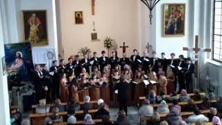 Концерт Тамбовского камерного хора имени С.В.Рахманинова в нашем храме