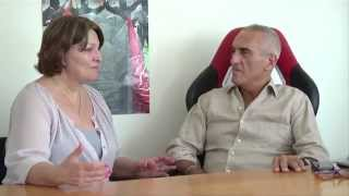 Interview with Armenian benefactor and businessman Hratch Kaprielian