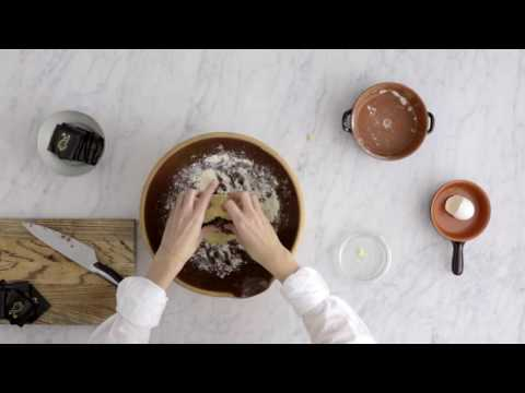 3. søndag i advent: Marcipansmåkager med After Eight (видео)