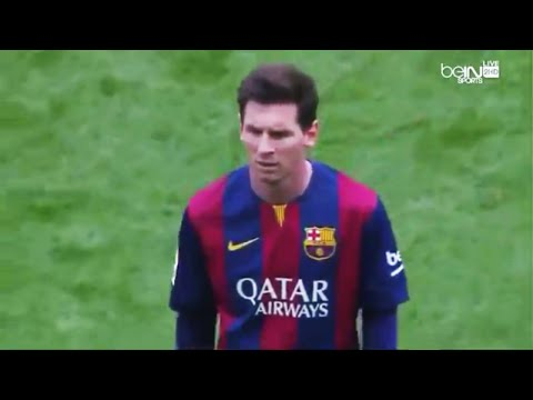 Lionel Messi Vs Valencia (La Liga - Home) 14/15 ● HD 720p