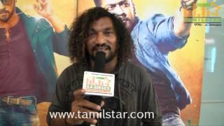 Stunt Master Silva Speaks at Anjaan Audio Launch