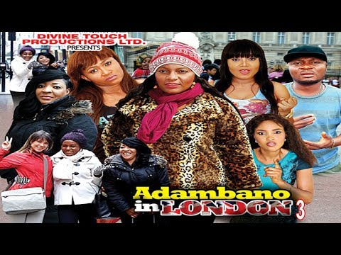 ADAMBANO IN LONDON SEASON 3 ~ NOLLYWOOD LATEST COMEDY