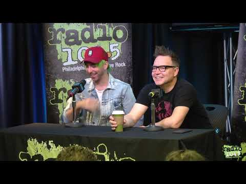 Simple Creatures Press Conference At Radio 104.5