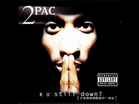 2Pac - Only Fear Of Death: [R U Still Down? (Remember Me)]