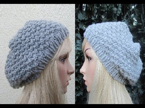 How to Knit a Hat P#5 by ThePatterfamily