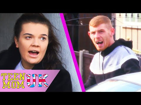 EP #7: Amber And Ste Have An Emotional Break-Up After Facing More Rows   Teen Mom UK 6