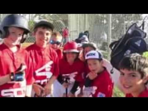 White Sox Video Solana Beach little league