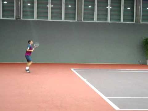 Kamke en el Swiss Indoors 2010