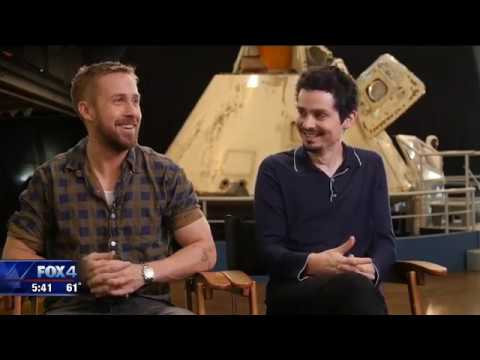 Ryan Gosling talks about his role in 'First Man'
