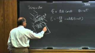 11. Lenz's And Faraday's Laws