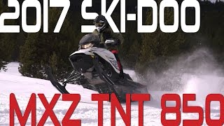 6. STV 2017 Ski-Doo MXZ TNT 850