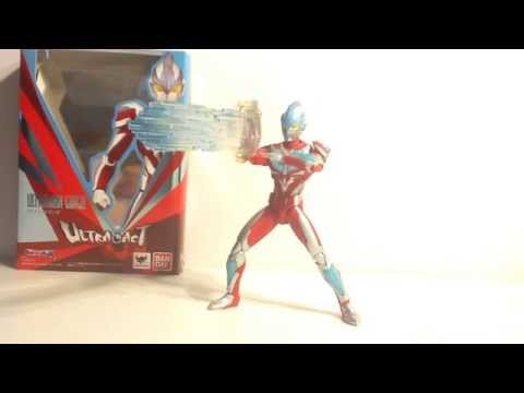 Ultra-Act Ultraman Ginga Review