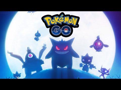 Generation 3 Pokémon im Halloween-Event 2017   Pokémon GO Deutsch #449