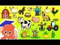 foto Animal ABC | Farm Animals Alphabet | Learn to speak English | abcd videos for kids A to Z Borwap