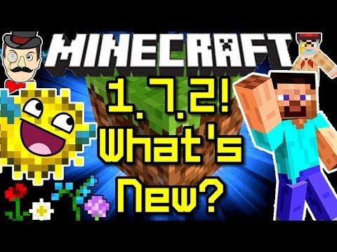 Minecraft 1.7.2 Full sürümde Neler Yeni?