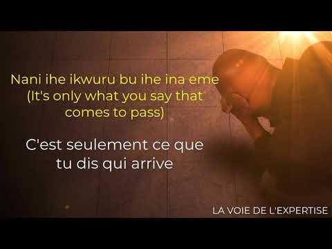 Prospa Ochimana - Ekwueme  - Traduction Anglais Français