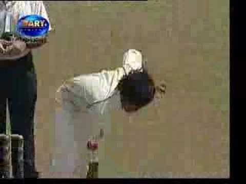 Muhammad asif 11 wickets