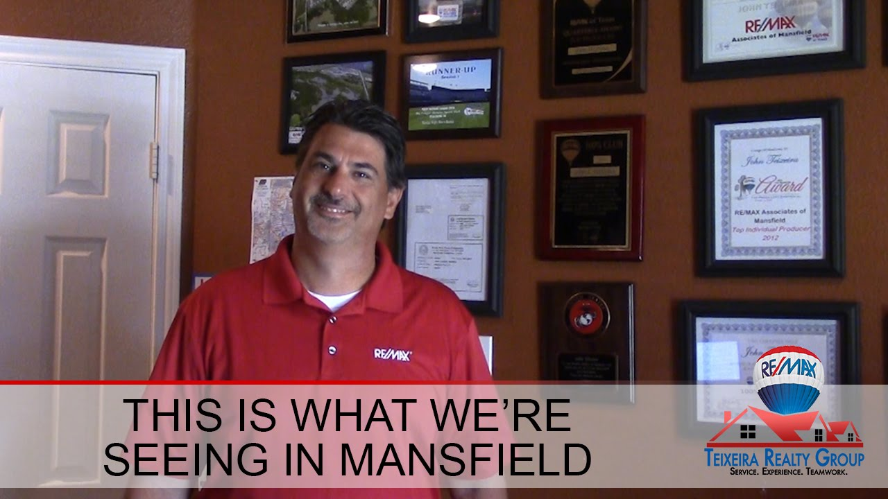 An Update on the Summer Real Estate Market in Mansfield