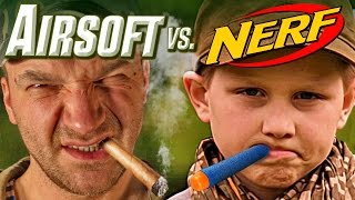 Video Airsoft vs Nerf MP3, 3GP, MP4, WEBM, AVI, FLV September 2017