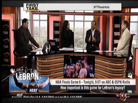 Dr. Dyson Discusses- NBA Finals