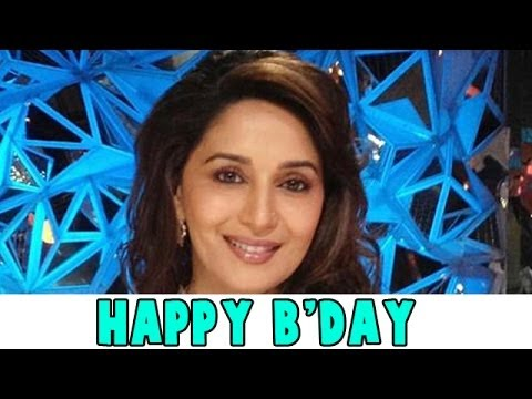Public wishes Madhuri Dixit A Very Happy Birthday