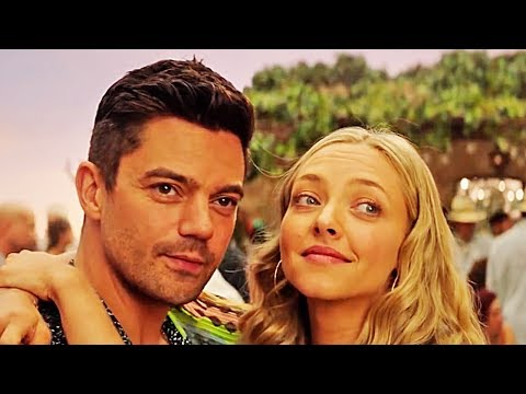 Mamma Mia 2: Here We Go Again | official trailer #2 (2018)