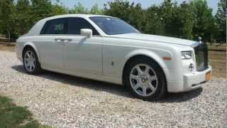 2008 Rolls Royce Phantom For Sale~This Is The Phantom That Was In The 2008 North American Auto Show