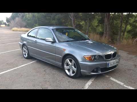 Mi BMW Serie 3 Coupé 318ci. Exterior 1/3