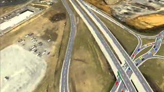Alcoa (TN) United States  City new picture : Diverging Diamond Interchange (DDI), Alcoa, Tennessee